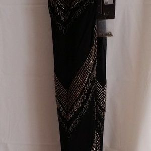 Sue Wong NOCTURNE beaded cocktail dress NWT